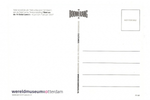 Wereldmuseum - Boomerang 2